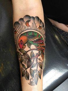 Fabian Bidart - 13 Needles Tattoo Studio (Auckland, New Zealand)
