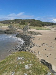 A taste of Paradise Newborough beach Anglesey
