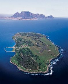 Robben Island, Cape Town, South Africa