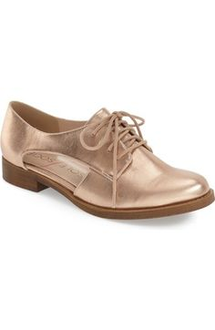 Sole Society 'Cobain' Oxford (Women) available at #Nordstrom