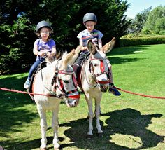 You can't go wrong with a donkey ride on holiday. The kids loves the Donkeys we found at Butlins Minehead and they even got a certificate after their ride around the green!   http://www.tantrumstosmiles.co.uk/2017/08/our-family-holiday-at-butlins-minehead.html