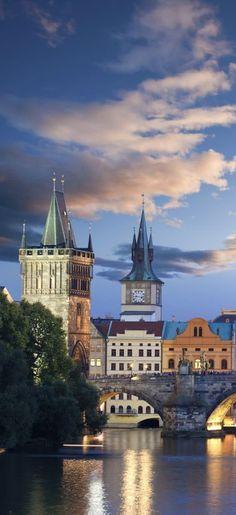 Prague Bus Tour, Castle And Jewish Quarter