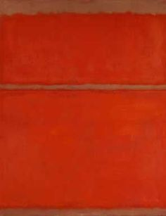 Mark Rothko, Untitled,1961