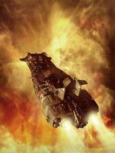 22 Bizarre and Incredible Artworks Spaceship Interior, Spaceship Art, Spaceship Design, Sci Fi Anime, Cosmos, Sci Fi Spaceships, Sci Fi Comics, Sci Fi Ships, Space Pirate