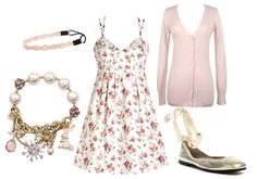 Quinn Fabray inspired fashion thanks to CollegeFashion. Love her, great site!