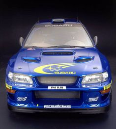 Subaru Impreza WRC (22B) 1998 Subaru Rally, Rally Car, Subaru Impreza Wrc, Wrx Sti, Cool Car Pictures, Performance Cars, Nissan Skyline, Fast Cars, Dream Cars
