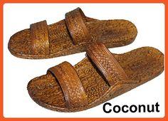 212cff8f4160 J-slips Unisex Hawaiian Jesus Sandals in 4 Cool Colors (Slim Fit) (