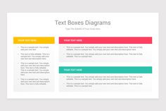 Steps Process With Text Boxes PowerPoint Diagrams is a professional Collection shapes design and pre-designed template that you can download and use in your PowerPoint. The template contains 20 slides you can easily change colors, themes, text, and shape sizes with formatting and design options available in PowerPoint. Text You, Booklet, Color Change, Boxes, Diagram, Shapes, Templates, Colors, Collection