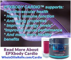 EPX Body Cardio is designed to improve cardiovascular health and prevent heart disease. It supplies your body with two vital amino acids, L-Arginine and L-Citrulline, which research shows can reverse cardiovascular impairment naturally and age-proof your cardiovascular system.