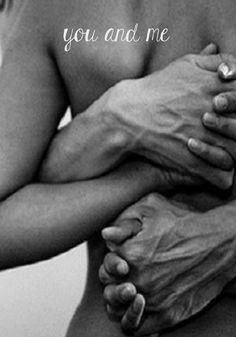 Hug me. Hug me. Say that you'll hug me.