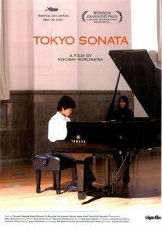 TOKYO SONATA - Teruyuki Kagawa Kyôko Koizumi - 2008 ORIG. FILMPOSTER A4