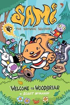 Action Lab Announces Sami The Samurai Squirrel