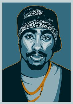 Tupac Amaru Shakur by ~UCArts on deviantART