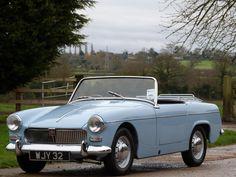 1962 MG Midget MK I.