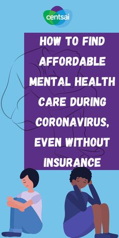 With millions of Americans losing their employer-sponsored insurance, affordable mental health services remain elusive, but are still available. Mental Health Care, Mental Health Services, Make More Money, Extra Money, Quick Loans, Thing 1, Insurance Quotes, Career Change, Financial Literacy