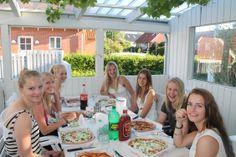 dagen før dagen #pizza