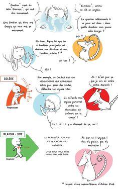 Extrait 3 : Les 4 directions des émotions - Conscience Quantique High School French, Coaching Questions, Education Positive, Emotion, Love Never Fails, Conscience, Direction, Learn French, Positive Attitude