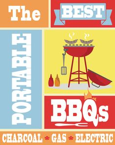 I love barbecues! Th