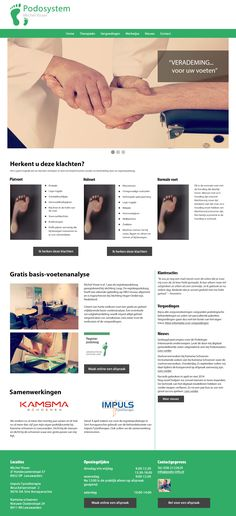 WEBSITE ONTWERP- Michel Visser 2015