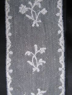 Valenciennes very late c to early c Lace Making, Antique Lace, Bobbin Lace, 18th, Paris, Antiques, Pictures, Embroidery, Antiquities