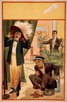 Hypnotist poster