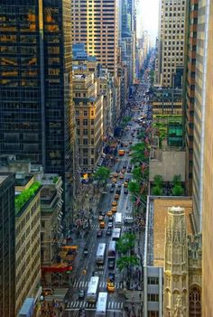 Manhattan, New York City #travel #newyork #nyc