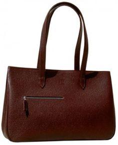 Leder Handtasche Shopper - R. Horns Wien