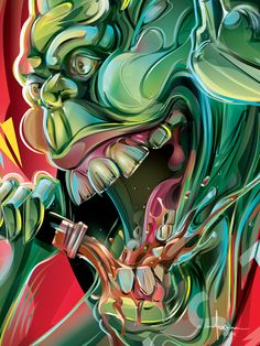 GHOSTBUSTERS- BUSTED SPIRITS- Vector on Behance