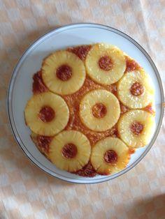 Torta all ananas