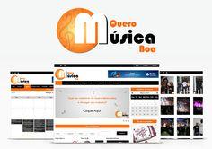 Visite nosso novo projeto: www.queromusicaboa.com.br  Facebook: www.facebook.com/QueroMusicaBoa  Youtube: www.youtube.com/musicaboaoficial