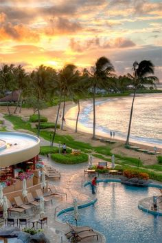 Sheraton Kauai, Hawaii