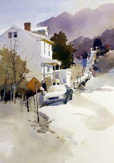 Ross Paterson Watercolor - Google 검색