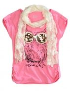 Owl bet everyone will love this cute tee