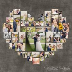 by DesignBoutiQ – Bulent Tansug 4 Diferent Heart Photo Collage Template PSD. by DesignBoutiQ 4 Diferent Heart Photo Collage Template PSD. by DesignBoutiQ, Wedding Anniversary Gifts, Wedding Day, Gift Wedding, Trendy Wedding, Pallet Wedding, Anniversary Pictures, Wedding Beauty, Wedding Favors, Dream Wedding