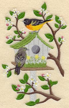 Machine Embroidery Designs at Embroidery Library! - Color Change - A7507