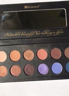 Kup mój przedmiot na #vintedpl http://www.vinted.pl/kosmetyki/kosmetyki/18942072-paleta-12-cieni-its-judy-time-bh-cosmetics
