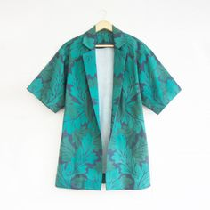 Ornamental Leaf jacket by Julie White