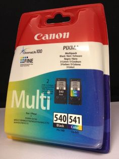 From 24.93 2 Original Ink Cartridges For Canon Pixma Mg 3550 Mg 4250