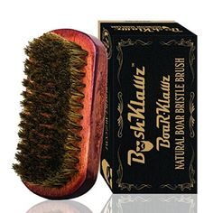 BushKlawz Beard Combs & Brushes Beard Brush, Beard Oil, Beard Products, Hipster Beard, Hair And Beard Styles, Hair Type, Brushes, The Balm, How To Apply