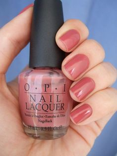 OPI Kreme de la Kremlin, supposed dupe for Rose Confidentiel, Kerry Washington nude nail polish