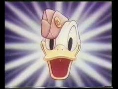 1944 Donald Duck Army Ranger.  Donald Duck's Bad Nazi Dream and Four Other Disney Propaganda Cartoons from World War II in Animation, Film, History | December 18th, 2012