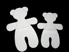 Easy Sewing PATTERN Teddy Bear Stuffed Toy Baby Gift Soft Toys   Etsy Woodland Nursery, Woodland Animals, Teddy Bear Sewing Pattern, Bunny And Bear, Fabric Animals, Easy Sewing Patterns, Baby Deer, Animal Nursery, Stuffed Toys Patterns