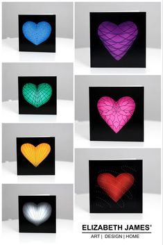Heart Cards, Elizabeth And James, Greeting Cards, Fun, Lol, Funny