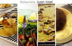 Restaurante Juan Mari, San Pedro del Pinatar, unmarllenodemoda