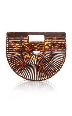 Small Acrylic Ark Bag by CULT GAIA for Preorder on Moda Operandi