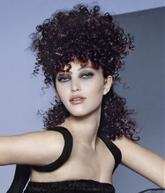 My mom said she would give me a purm when my hair grows out...........hope it doesn't turn out like this!!!! Yikes!!!
