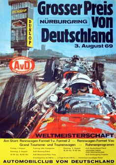 German Grand Prix 1969