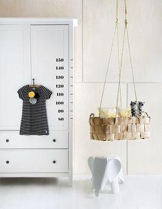 Scandinavian kids bedrooms / Scandinavian Bedroom Roundup : Remodelista