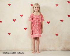 Little Girls Day Dresses - Red - ALDI Australia