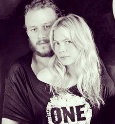 Heath and Michelle